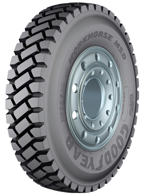Workhorse MSD Tires